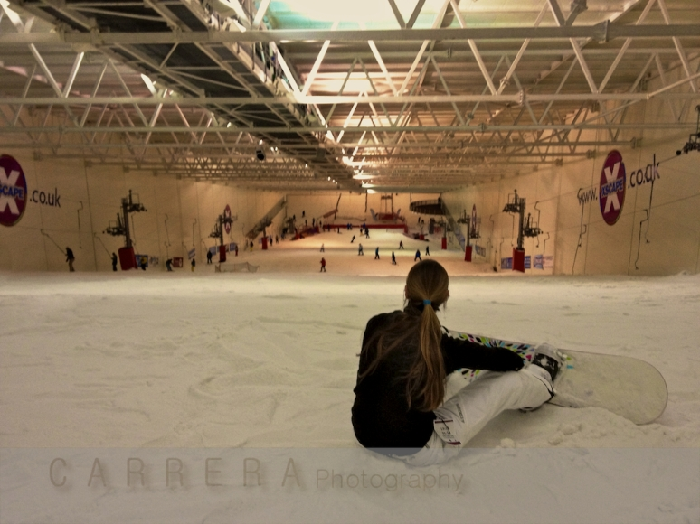 Day 57 - 24th Oct - SnoZone - Carrera Photography